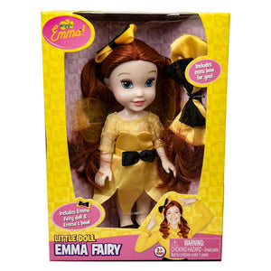 The Wiggles 6-inch Emma Doll with Bow for You Fairy