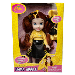 The Wiggles 6-inch Emma Doll with Bow for You Wiggle