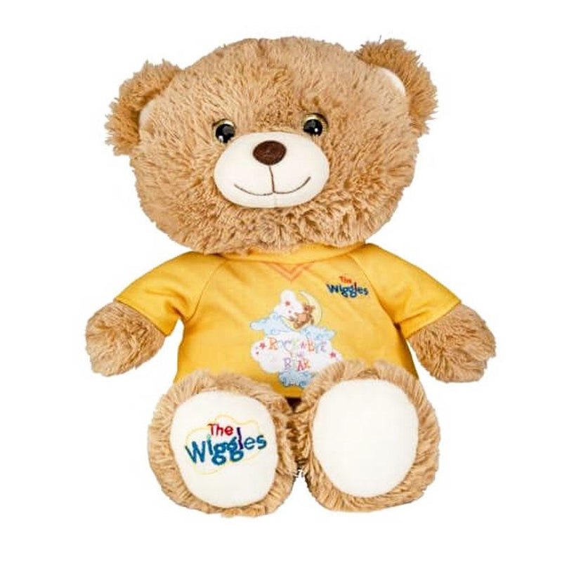 The Wiggles Rock-A-Bye Your Bear Motion Activated Plush | Stay At Home Mum