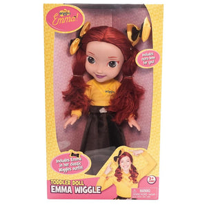 The Wiggles 15-inch Emma Doll with Bow for You