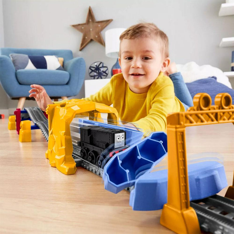 Thomas and Friends Thomas and Friends Track Master Diesel Tunnel Blast Train | Stay At Home Mum