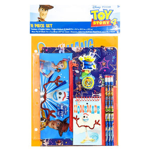 Toy Story 4 Stationery Set 11 Piece