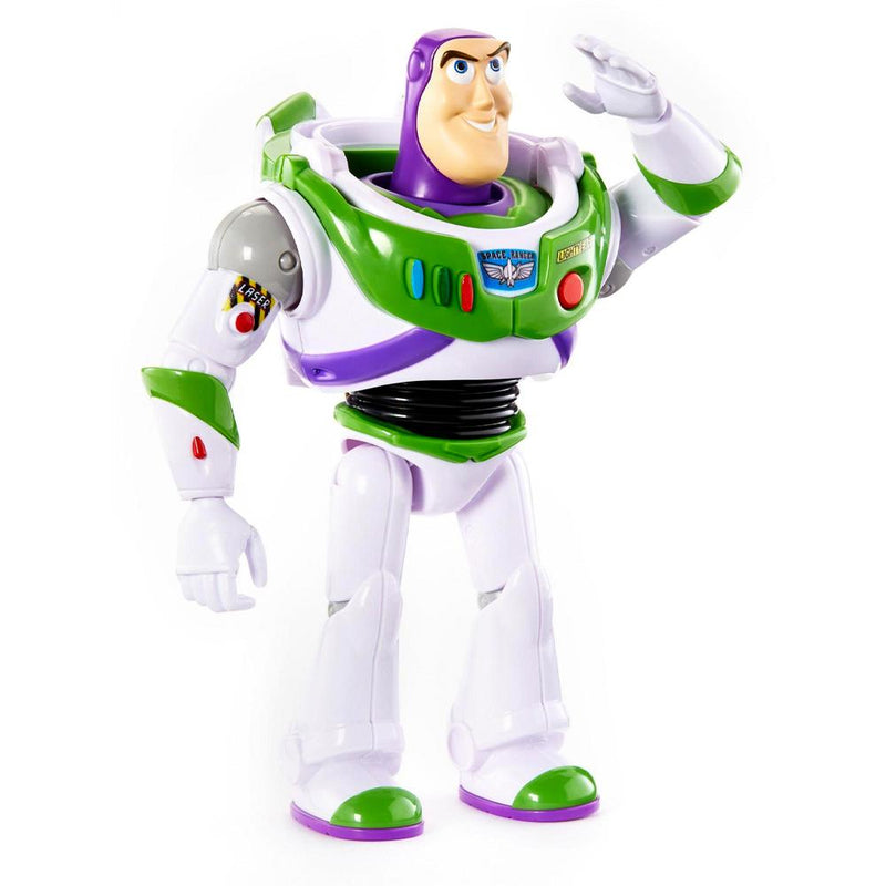 Toy Story 4 True Talkers Buzz Lightyear Figure At Toy Universe