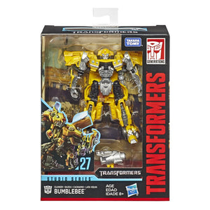 Transformers Generations Studio Series 27 Deluxe Bumblebee