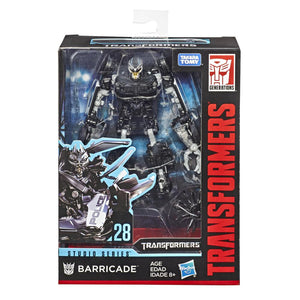 Transformers Generations Studio Series 28 Deluxe Barricade