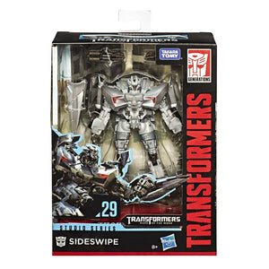 Transformers Generations Studio Series 29 Deluxe Sideswipe