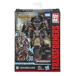 Transformers Generations Studio Series 30 Deluxe Crankcase
