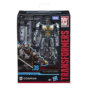 Transformers Generations Studio Series 39 Deluxe Cogman
