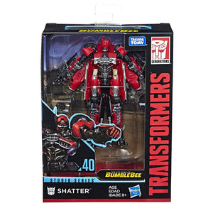 Transformers Generations Studio Series 40 Deluxe Shatter