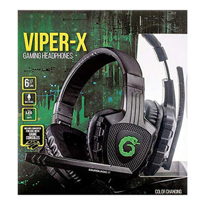 Viper-X Gaming Headphones