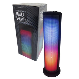 Wireless Bluetooth LED Tower Speaker