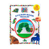 World of Eric Carle World of Eric Carle Sticker Book Treasury - Buy Online