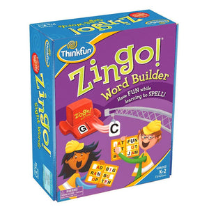 Zingo Word Builder Game