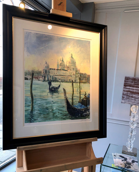 New Limited Edition Print: Grand Canal, Venice