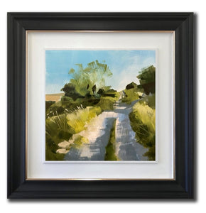 Old Sarum (toward Little Durnford) - Limited Edition Print
