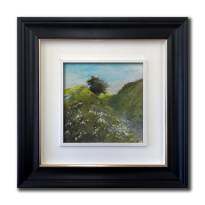 Old Sarum 6 (entrance ditch) - Limited Edition Print