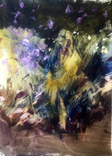 Load image into Gallery viewer, Flower bed Battersea Park Original by Martin Memory Art Gallery