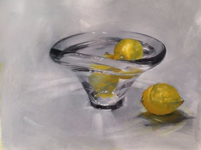 Lemon Bowl Gift Cards - Martin Memory Art Gallery