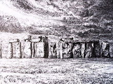 Load image into Gallery viewer, Stonehenge Gift Cards - Martin Memory Art Gallery