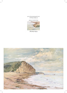 Cliffs at West Bay Gift Cards - Martin Memory Art Gallery