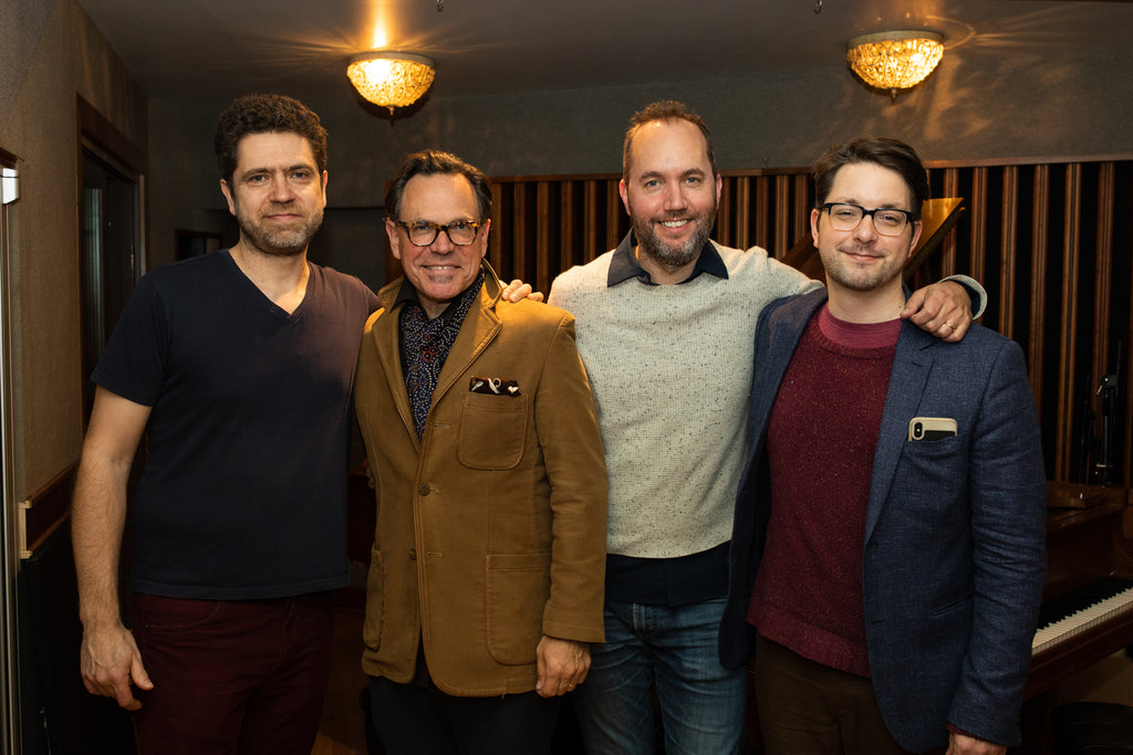 The OWL Trio and Kurt Elling have something to say