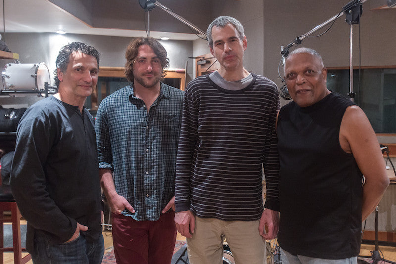 John Patitucci, Noah Preminger, Ben Monder, and Billy Hart | © William Semeraro