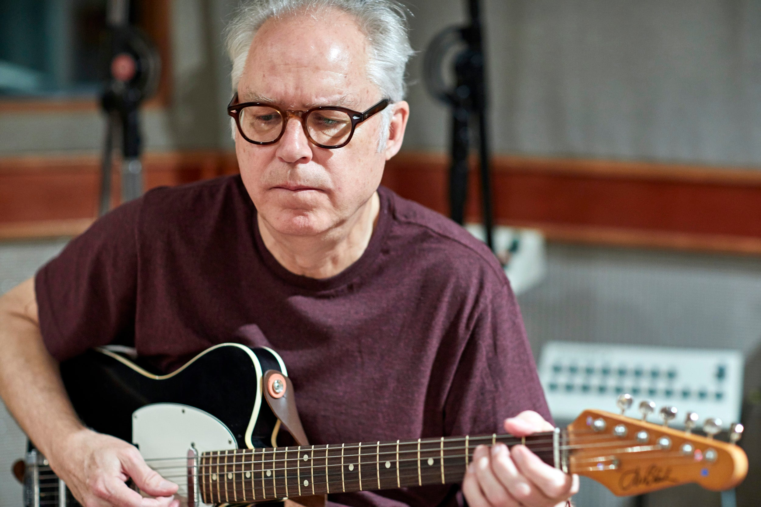 Jazz guitar great Bill Frisell releases album for storm relief