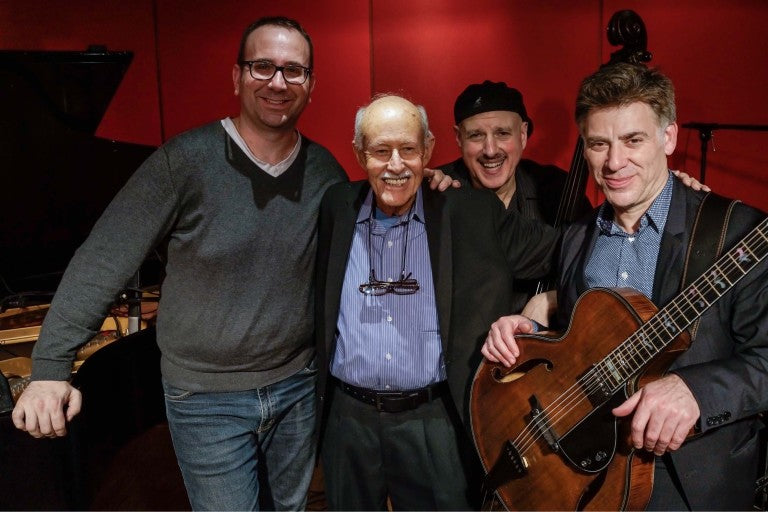 Don Friedman Quartet feat. Peter Bernstein | © Jimmy Katz