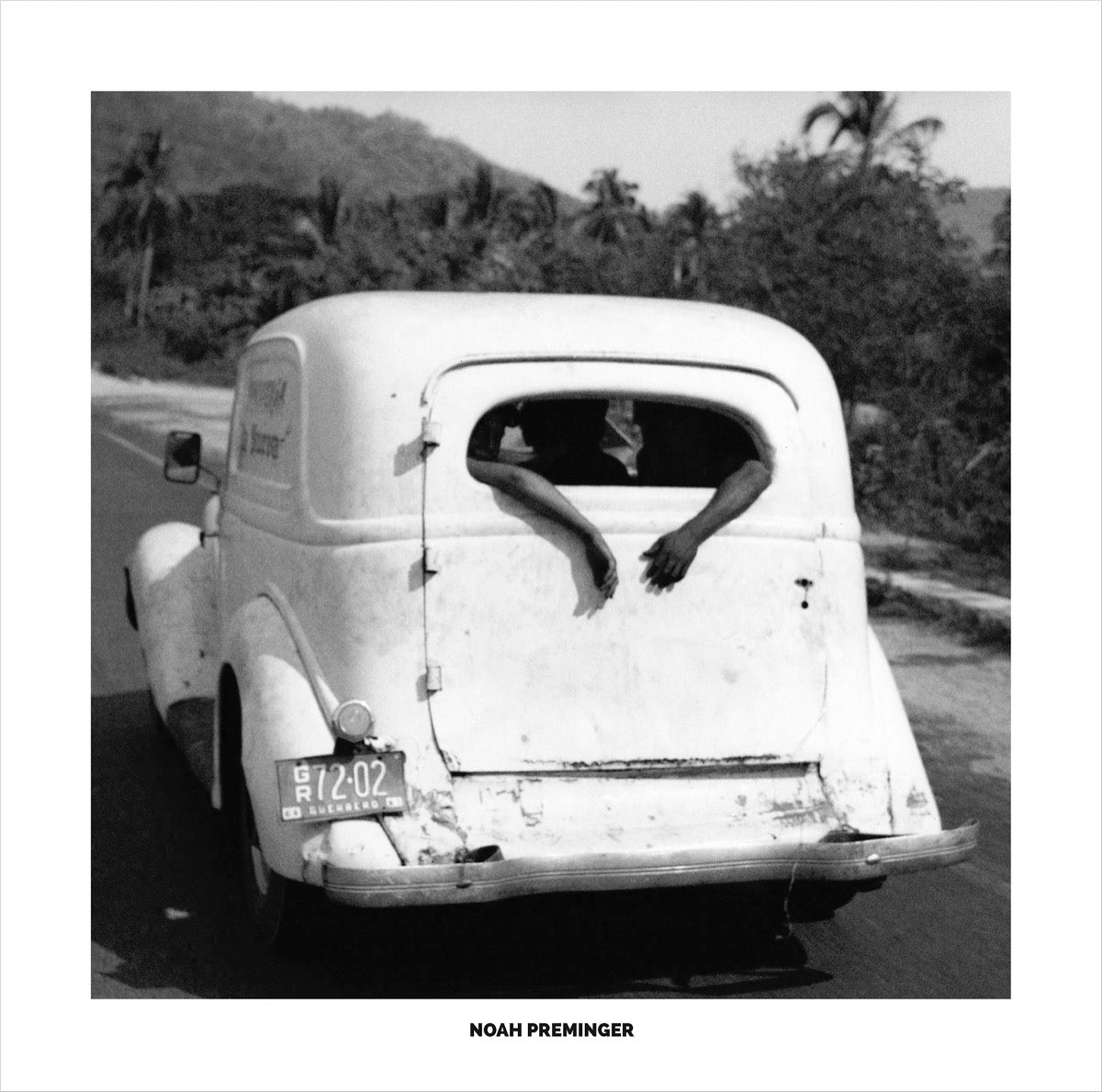 Some Other Time – Album artwork by Bernard Plossu