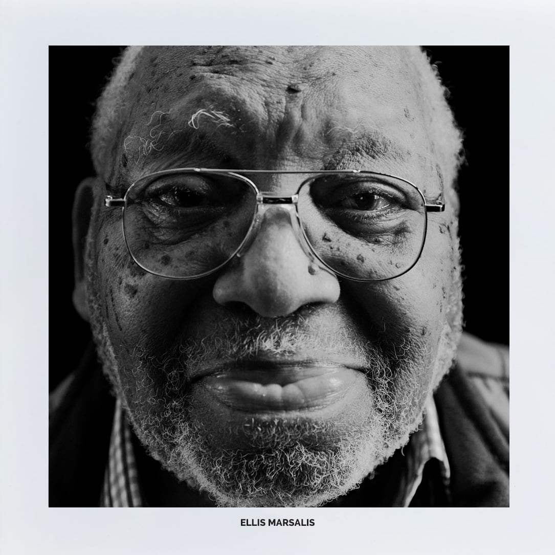 Ellis Marsalis with Jason Marsalis - For All We Know