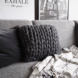 Classic chunky pillow by FILLOWS