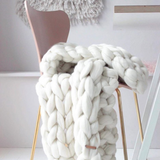 Chunky blanket by FILLOWS Small