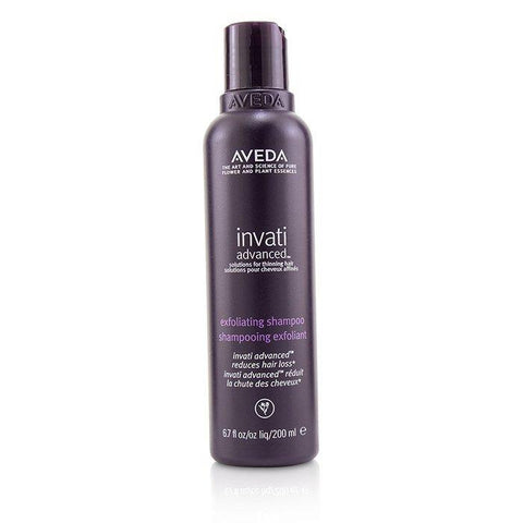 Aveda Invati Advanced Exfoliating Shampoo (Solutions For Thinning Hair, Reduces Hair Loss) 200ml/6.7oz-Haircare-Cherry Birch