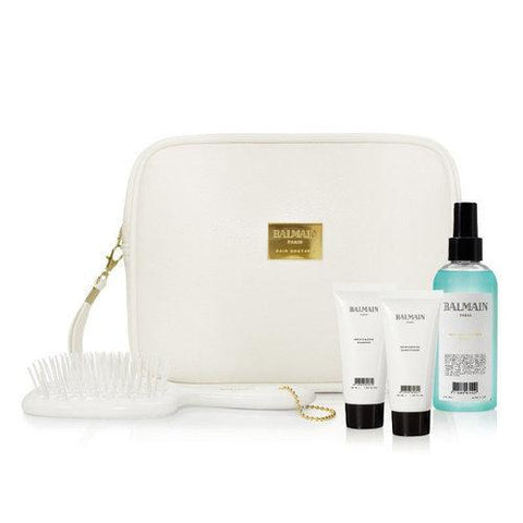 Balmain Summer Bag Collection-Haircare-Cherry Birch