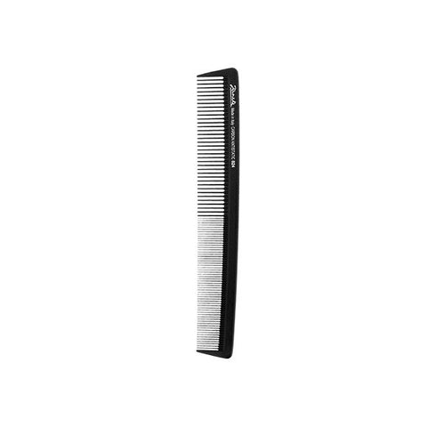 Carbon Fibre Tapered Barber's Comb-Combs-Cherry Birch
