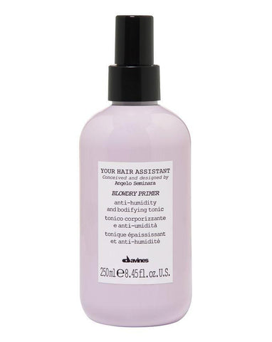 Davines - Blow Dry Primer 250ml - Your Hair Assistant Range by Angelo Seminara-Haircare-Cherry Birch