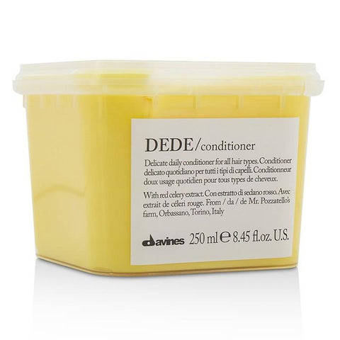 Davines Dede Delicate Daily Conditioner (For All Hair Types) 250ml/8.45oz-Haircare-Cherry Birch