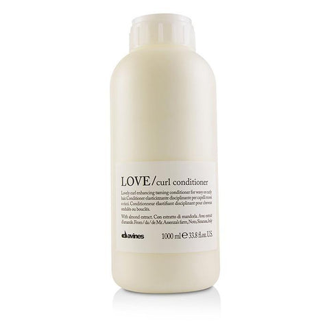 Davines Love Lovely Curl Enhancing Taming Conditioner (For Wavy or Curly Hair) 1000ml/33.8oz-Haircare-Cherry Birch