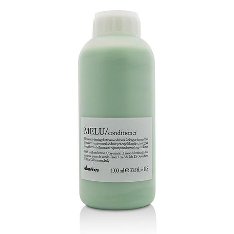 Davines Melu Conditioner Mellow Anti-Breakage Lustrous Conditioner (For Long or Damaged Hair) 1000ml/33.8oz-Haircare-Cherry Birch