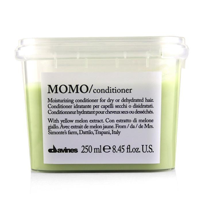 Davines Momo Moisturizing Conditioner (For Dry or Dehydrated Hair) 250ml/8.45oz-Haircare-Cherry Birch