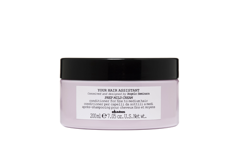 Davines - PREP MILD CREAM 200ml - Your Hair Assistant Range by Angelo Seminara-Haircare-Cherry Birch