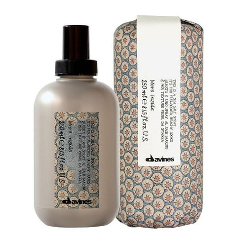 Davines - This is a Sea Salt Spray 250ml - More Inside Range-Styling-Cherry Birch