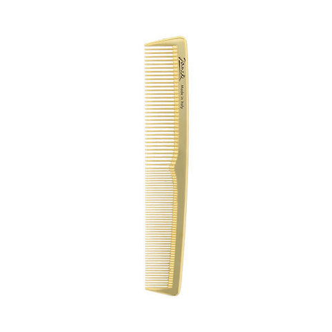 Gold Medium Styling Comb-Combs-Cherry Birch