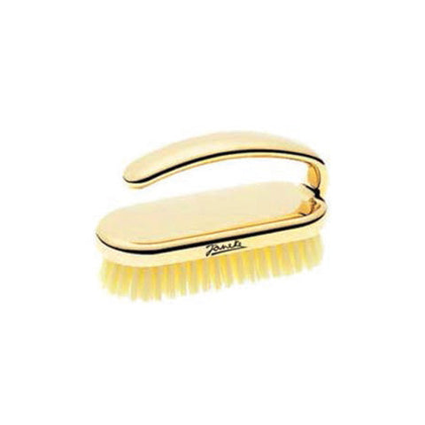 Gold Nailbrush-Accessories-Cherry Birch