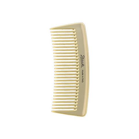 Gold Pocket Comb-Combs-Cherry Birch