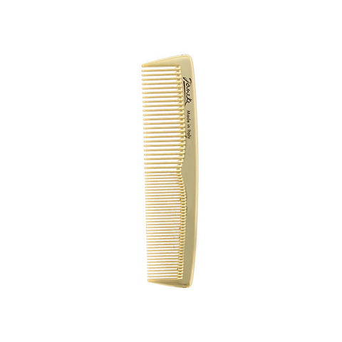 Gold Small Styling Comb-Combs-Cherry Birch