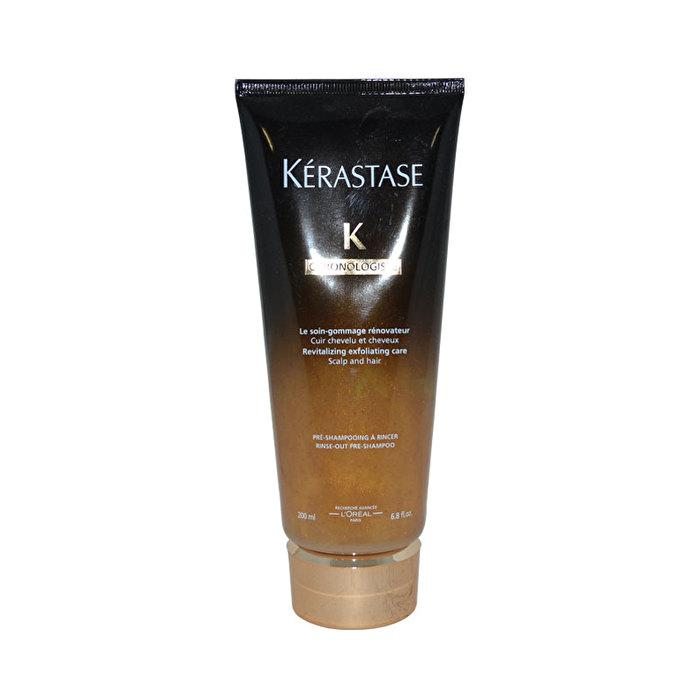 Kerastase Chronologiste Revitalizing Exfoliating Care - Scalp and Hair (Rinse-Out Pre-Shampoo) 200ml/6.8oz-Haircare-Cherry Birch