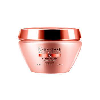 Kerastase Discipline Maskeratine Smooth-in-Motion Masque - High Concentration (For Unruly, Rebellious Hair) 200ml/6.8oz-Haircare-Cherry Birch