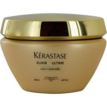Kerastase Elixir Ultime Oleo-Complexe Beautifying Oil Masque (For All Hair Types) 200ml/6.8oz-Haircare-Cherry Birch