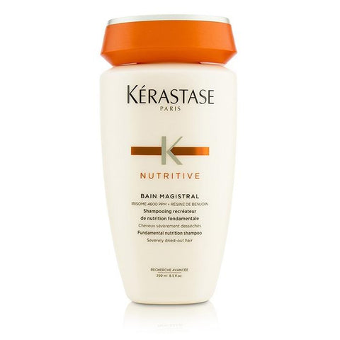 Kerastase Nutritive Bain Magistral Fundamental Nutrition Shampoo (Severely Dried-Out Hair) 250ml/8.5oz-Haircare-Cherry Birch